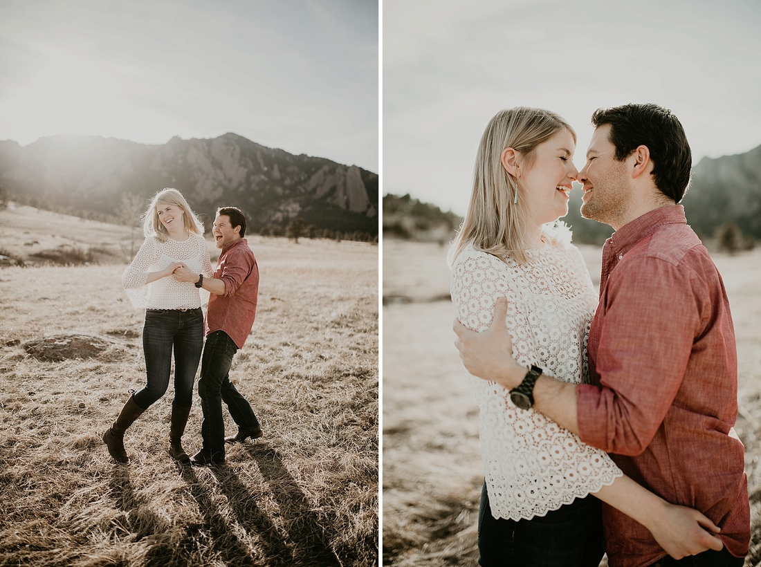 Engagement Photographer colorado