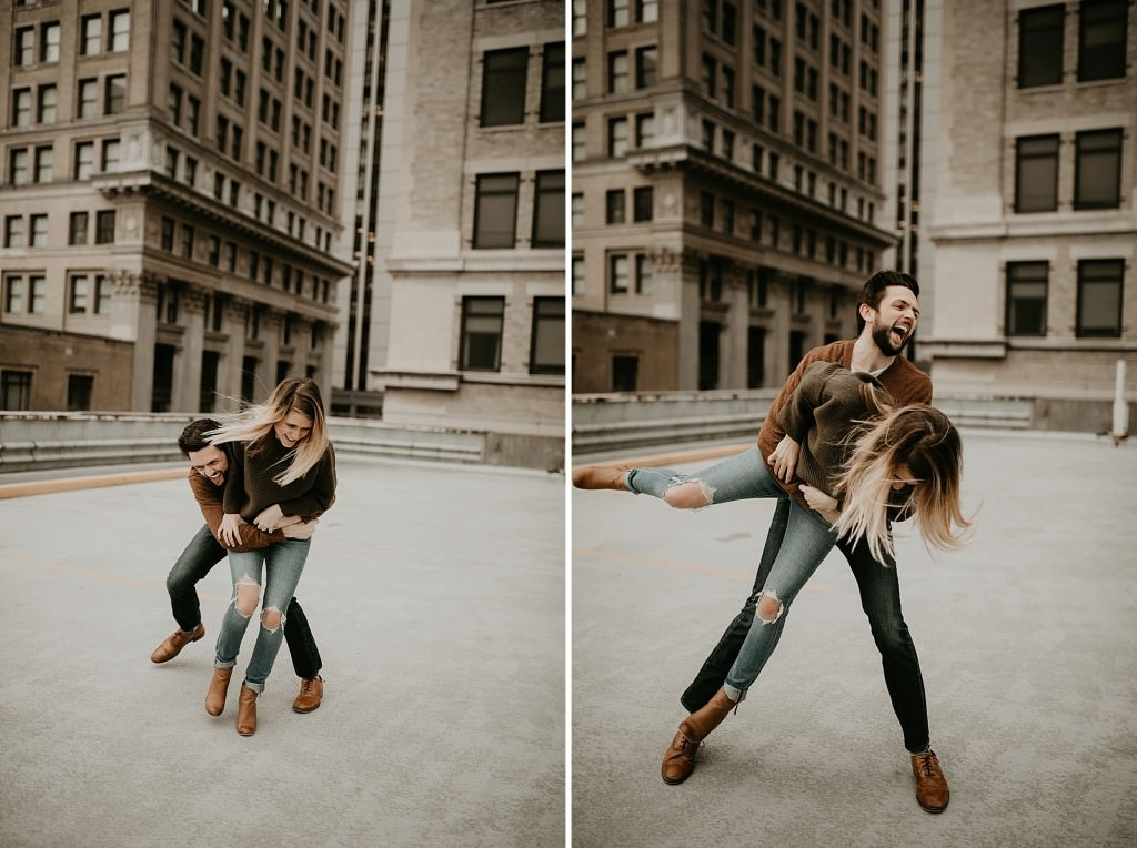 richmond va engagement photography