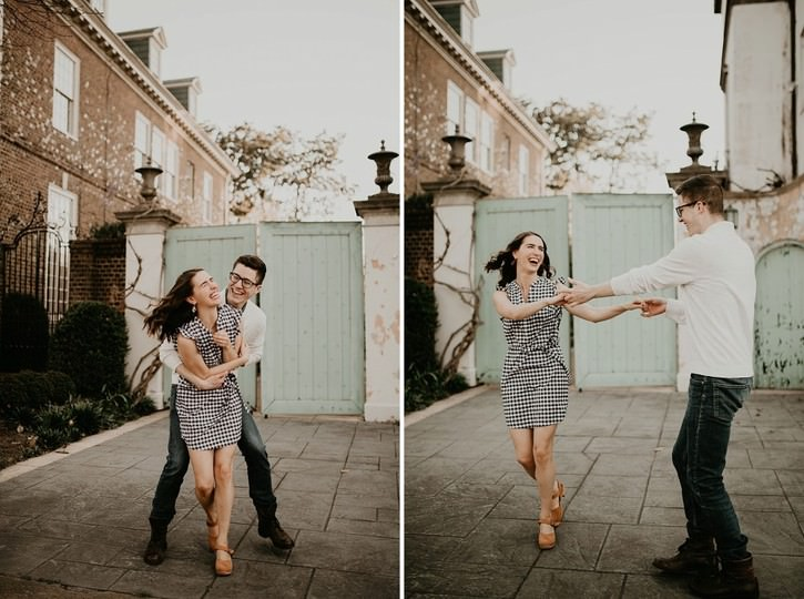 richmond va engagement photographer