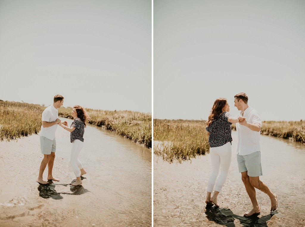 Charleston SC Engagement Photographer