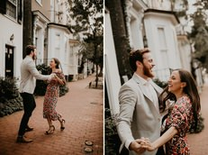 Georgetown DC Engagement Photographer