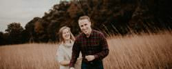 Manassas Battlefield Park Engagement Photos