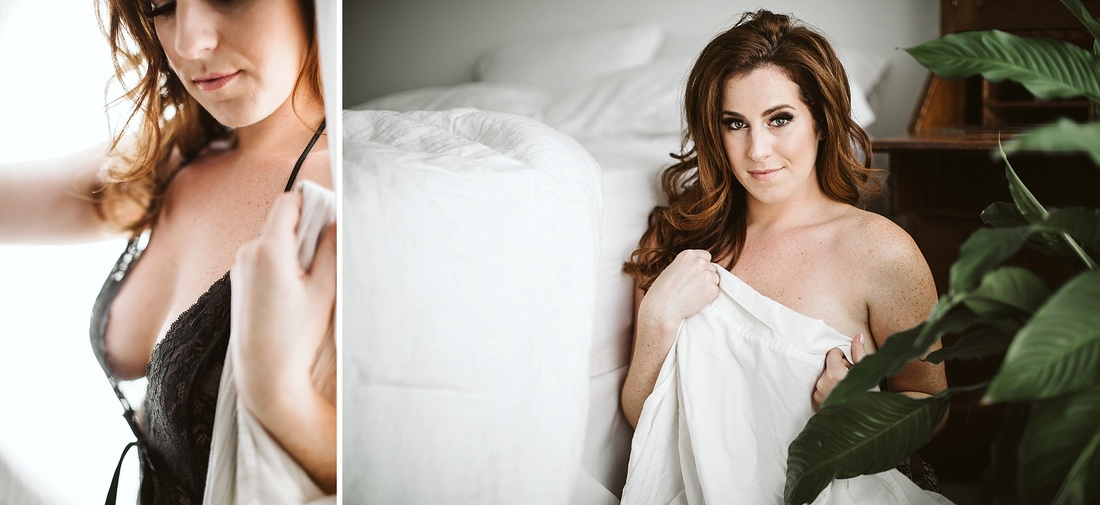 Boudoir Photographer Richmond VA | Kait Winston Photography