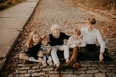 Libby Hill Park Family Photographer