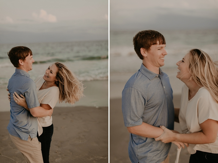 Summer Charleston Engagement Photos