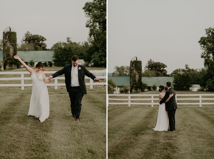 Briar Patch Bed and Breakfast Wedding