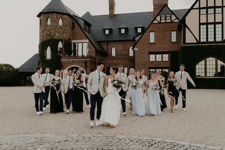 Dover Hall Wedding