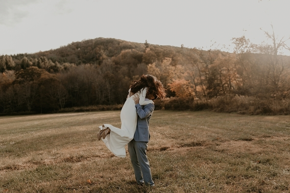 Boone NC Mountain Engagement